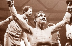 When Arguello finally retired in 1995 after 26 years of active duty, his record was 77-8 with 62 KOs. (Photo: Courtesy)