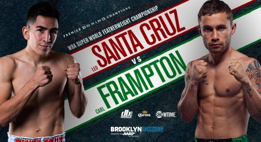 Santa Cruz vs Frampton
