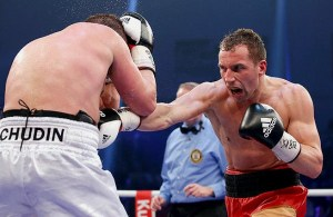 Koelling regained the vacant belt in his most recent fight. (Photo: Sauerland Boxgala)