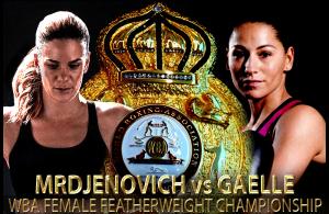 Jelena Mrdjenovich vs Gaelle Amand
