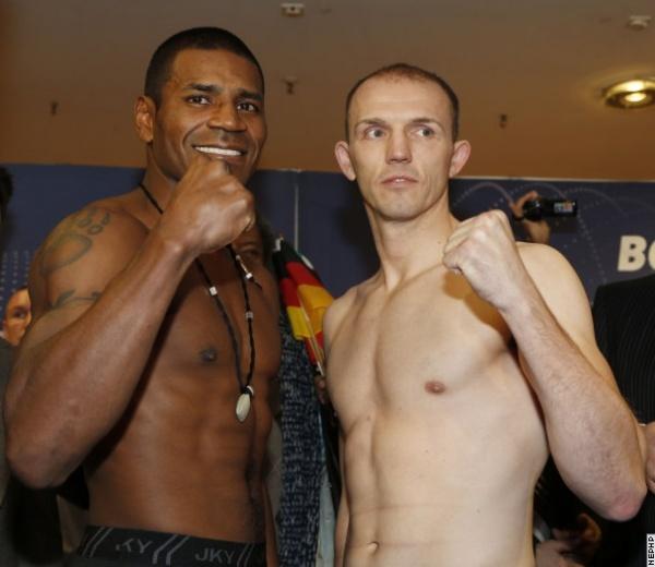 Juergen Braehmer vs Marcus Oliveira