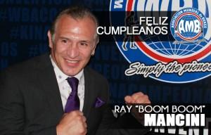 Ray Boom Boom Mancini