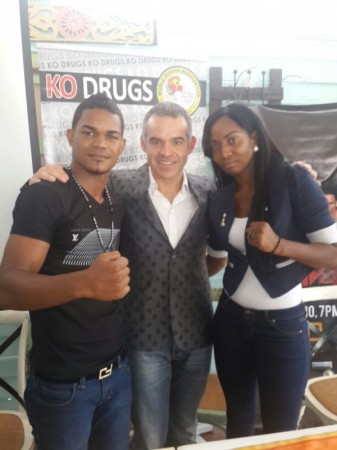 Punta Cana will host the XXIX KO Drugs