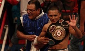 Alberto Rossel WBA Light Flyweight Champion
