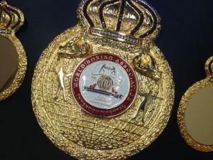 WBA Intercontinental Belt