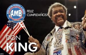 Don King celebra un año más de vida