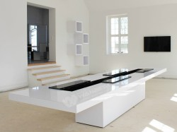 Contemporary Artificial Stone Conference Table Custom Conference Room Tables Furniture Conference Table Uk Conference Table Pinterest