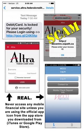 Scam Alert on Debit Cards \u2013 WCCU Credit Union