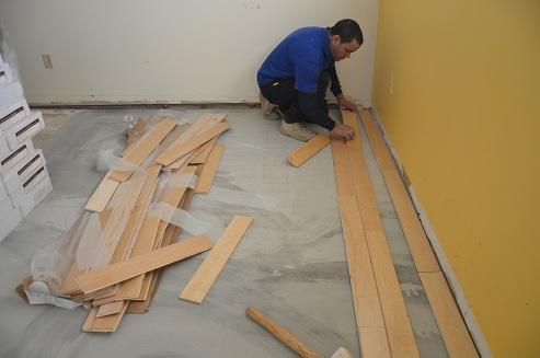 Engineered Floor Installation | Wc Floors