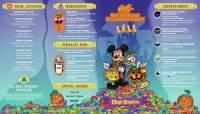 2018 Mickey's Not-So-Scary Halloween Party at Walt Disney ...
