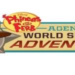Agent P Epcot Disney World