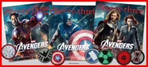 Disney twenty-three Avengers Covers