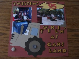 1 D Cars Land Completed Layout A FC