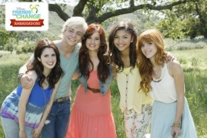 LAURA MARANO, ROSS LYNCH, DEBBY RYAN, ZENDAYA, BELLA THORNE