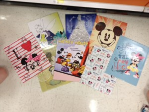 Disney folders