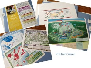 14 C FC WDW Radio Walt Disney World Planning Folder