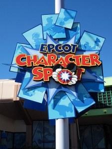 EpcotCharacterSpotSign