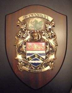 Family Name Crest