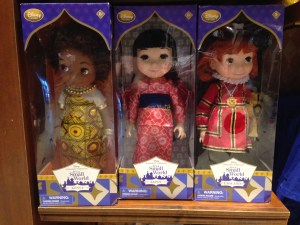 it's a small world Animator Dolls, $34.95