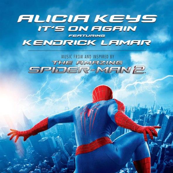 The Amazing Spider-Man 2 Soundtrack