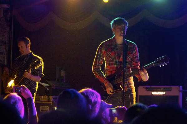 12_We Are Scientists_Brooklyn Bowl