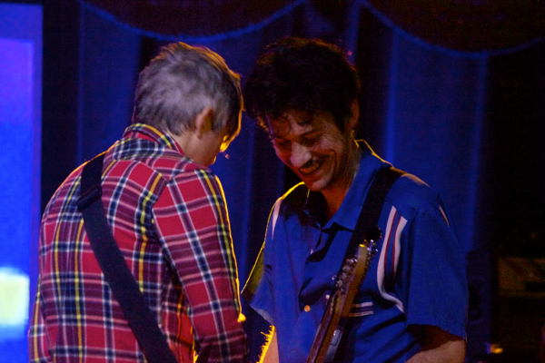 5_We Are Scientists_Brooklyn Bowl
