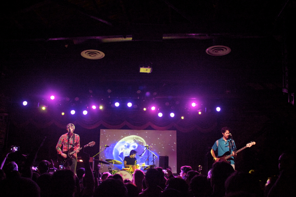 7_We Are Scientists_Brooklyn Bowl