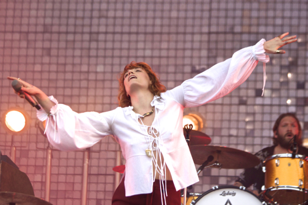 2_Florence + The Machine_Governors Ball 2015