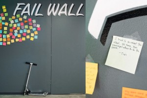 fail wall