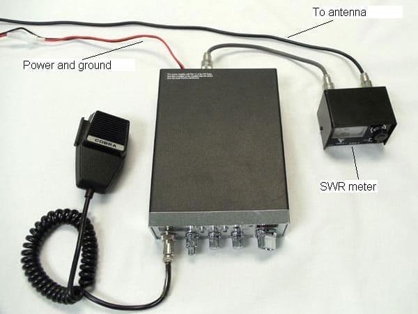 Cb Radio Wiring Wiring Diagrams