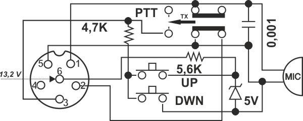 3 pin xlr wiring schematic