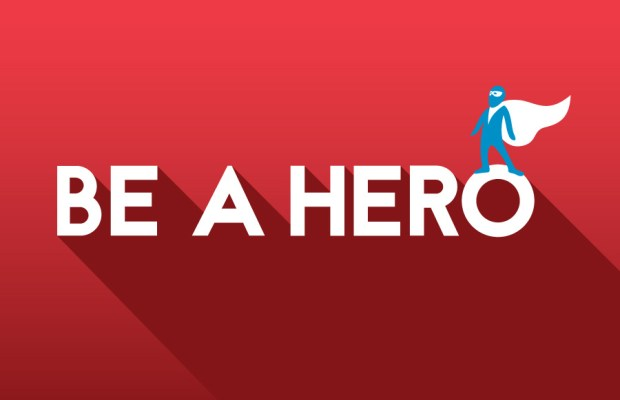 NHS - Be a Hero