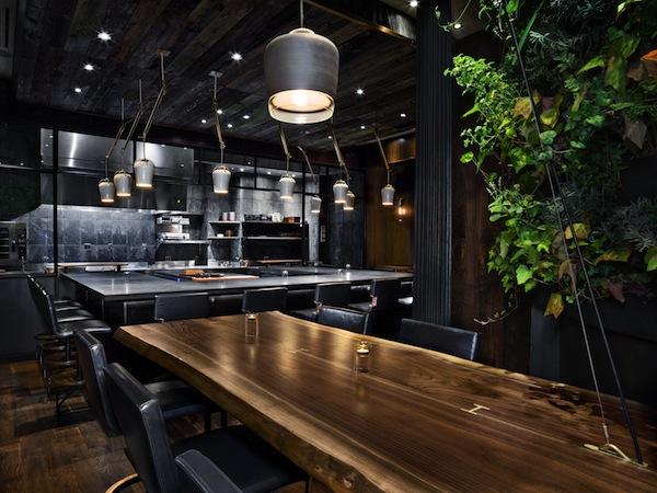 Parts and Labor Design at NYC restaurant Atera