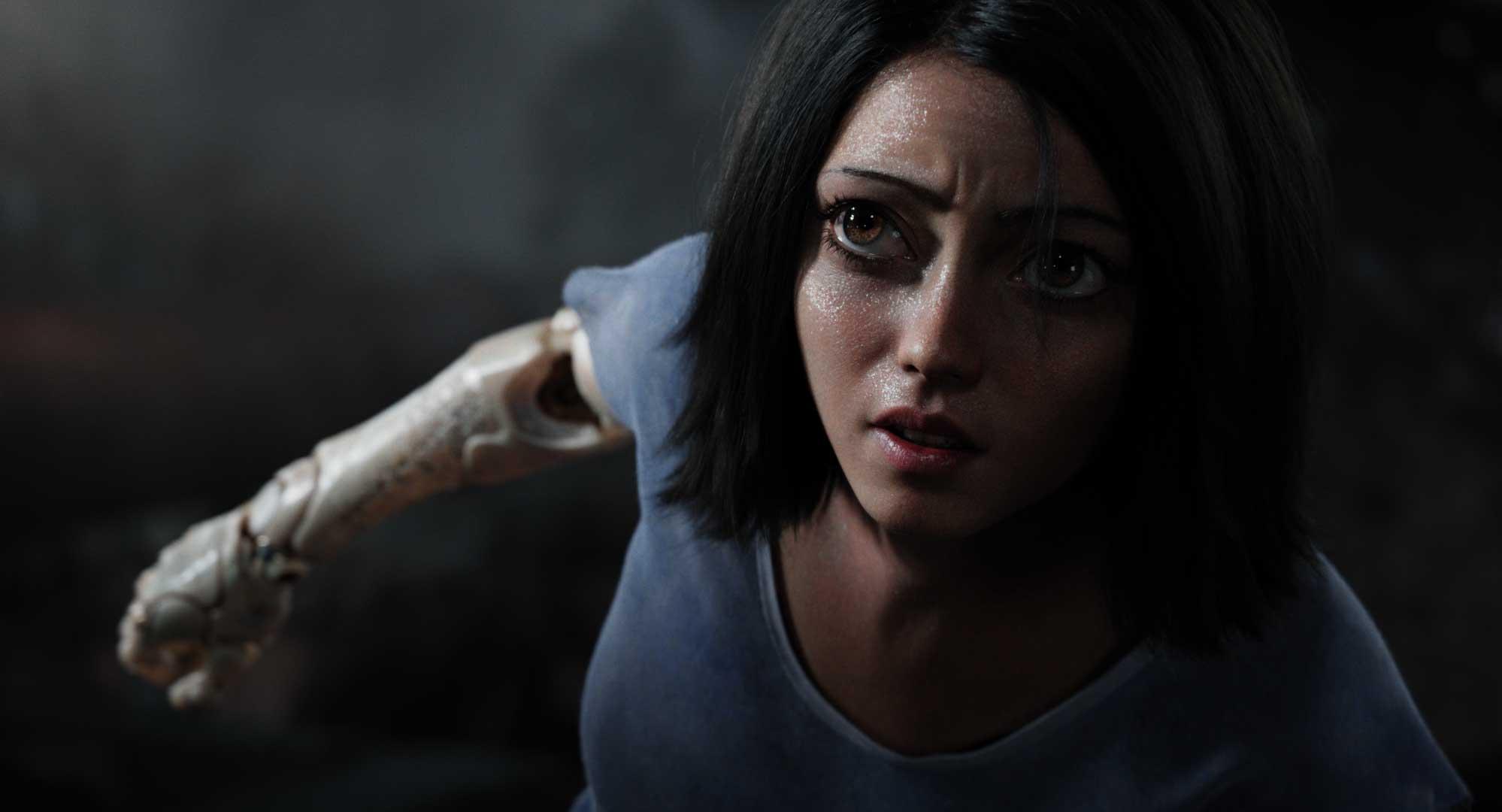 First 'Alita: Battle Angel' Trailer Reveals Robert Rodriguez's Crazy Sci-Fi Adaptation