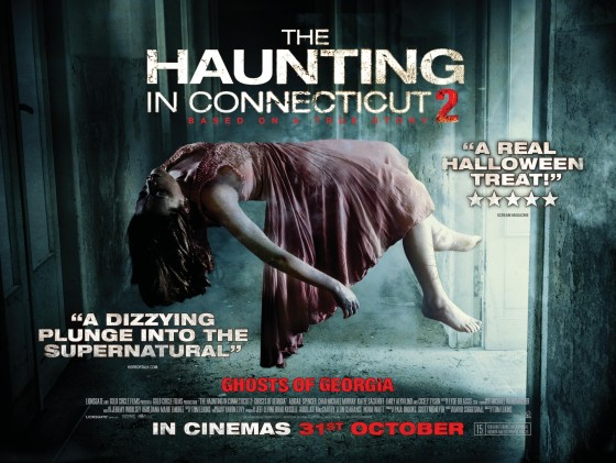 The Haunting In Connecticut House