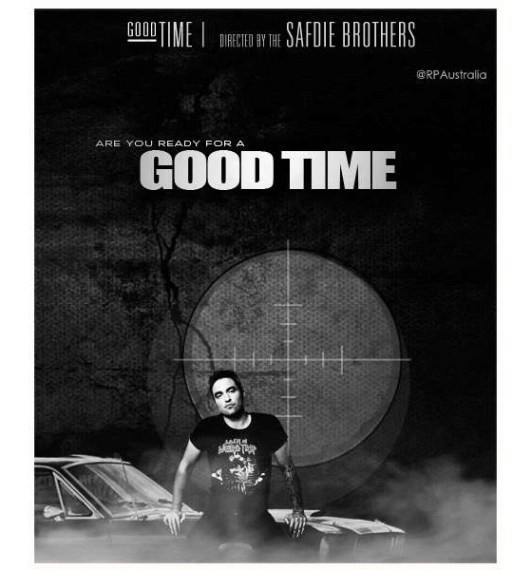 Robert Pattinson And More Robert Pattinson In First GOOD TIME Trailer