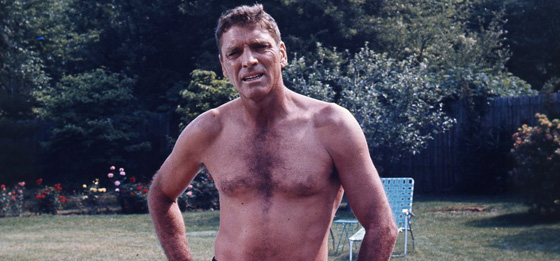 the swimmer - the blu review