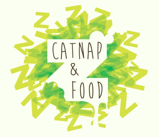 LOGO CATNAP & FOOD