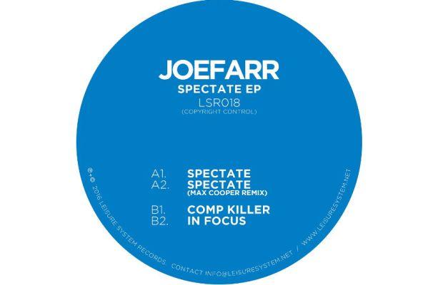 Soundspace, Joefarr, Leisure System, Berlin, Techno