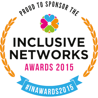 WeAreTheCity are proud to sponsor the Inclusive Networks Awards 2015