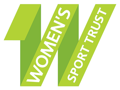 women's sport trust logo featured