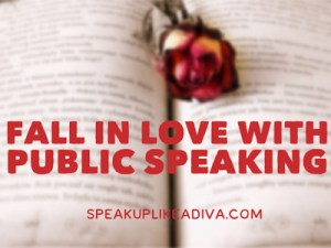 SPEAK UP LIKE A DIVA - Fall in love with public speaking, practice and gain confidence. @ The York Room | London | United Kingdom