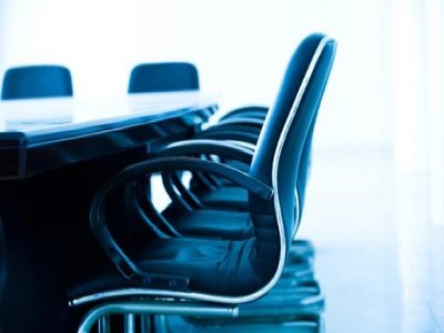 office chair in a boardroom featured