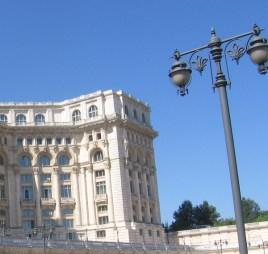 Boekarest in roemenie paleis