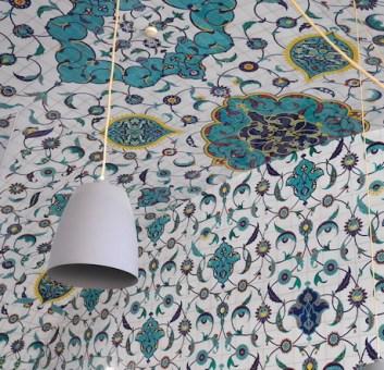 Corbaci plafond wenen museum quartier