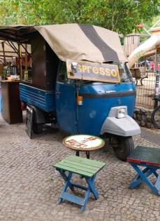 Espresso bij boxhagener platz berlijn
