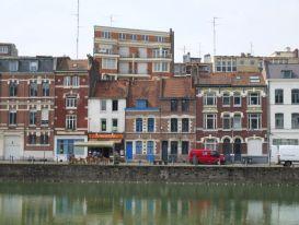 Fietsen door Lille