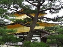 Gouden Kinkaku-ji tempel kyoto