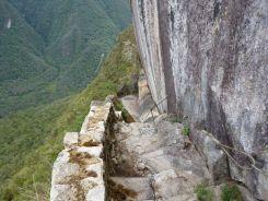 Huayna Picchy Temple route peru machu picchu