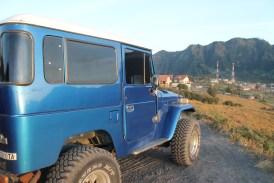 Jeep tocht Bromo vulkaan